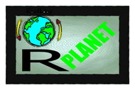 R Planet Logo design - Entry #82