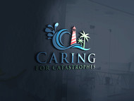 CARING FOR CATASTROPHES Logo - Entry #42