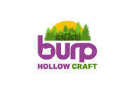 Burp Hollow Craft  Logo - Entry #319
