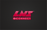 LNS Connect or LNS Connected or LNS e-Connect Logo - Entry #68