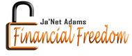 Ja'Net Adams  Logo - Entry #4