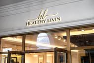 Healthy Livin Logo - Entry #337