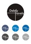 Debtly Travels  Logo - Entry #139