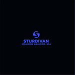 Sturdivan Collision Analyisis.  SCA Logo - Entry #205