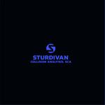 Sturdivan Collision Analyisis.  SCA Logo - Entry #205