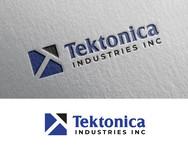 Tektonica Industries Inc Logo - Entry #289