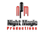 Night Magic Productions Logo - Entry #1