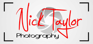 Nick Taylor Photography Logo - Entry #173