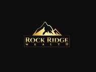 Rock Ridge Wealth Logo - Entry #327