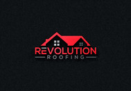 Revolution Roofing Logo - Entry #49