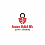 Secure. Digital. Life Logo - Entry #55