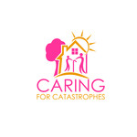 CARING FOR CATASTROPHES Logo - Entry #27