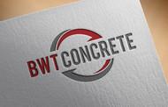 BWT Concrete Logo - Entry #11