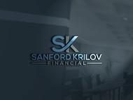 Sanford Krilov Financial       (Sanford is my 1st name & Krilov is my last name) Logo - Entry #320