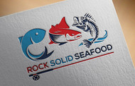 Rock Solid Seafood Logo - Entry #174