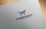 Rubberneck Printing Logo - Entry #19