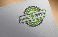 Hard drive garage Logo - Entry #245