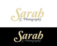 Sarah C. Photography Logo - Entry #52