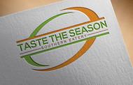 Taste The Season Logo - Entry #152