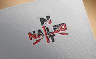 Nailed It Logo - Entry #219