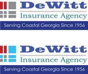 """""""DeWitt Insurance Agency"""" or just """"DeWitt"""" Logo - Entry #137"""