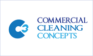 Commercial Cleaning Concepts Logo - Entry #66