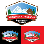 Bootlegger Lake Lodge - Silverthorne, Colorado Logo - Entry #82