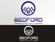 Bedford Roofing and Construction Logo - Entry #53