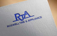 Roswell Tire & Appliance Logo - Entry #15