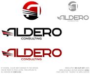 Aldero Consulting Logo - Entry #187