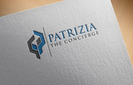 Patrizia The Concierge Logo - Entry #64