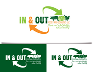 In & Out Foods and Logistics LLC Logo - Entry #28