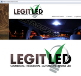 Legit LED or Legit Lighting Logo - Entry #191