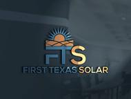 First Texas Solar Logo - Entry #106