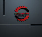 Hard drive garage Logo - Entry #80
