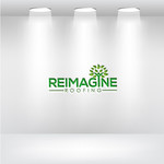 Reimagine Roofing Logo - Entry #83