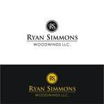 Woodwind repair business logo: R S Woodwinds, llc - Entry #3