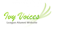 Logo for Ivy Voices - Entry #40
