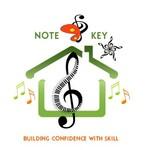 Note & Key Logo - Entry #37