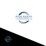 Budd Wealth Management Logo - Entry #350