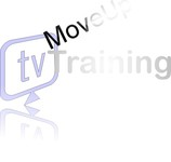 Move Up TV Training  Logo - Entry #75