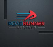 Roadrunner Rentals Logo - Entry #192