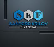 Sanford Krilov Financial       (Sanford is my 1st name & Krilov is my last name) Logo - Entry #414