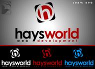 Logo needed for web development company - Entry #134