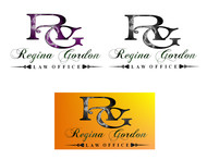 Regina Gordon Law Office  Logo - Entry #105