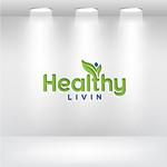 Healthy Livin Logo - Entry #586