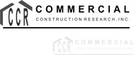 Commercial Construction Research, Inc. Logo - Entry #100