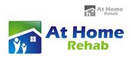 At Home Rehab Logo - Entry #65