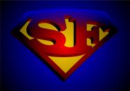 Superman Like Shield Logo - Entry #24