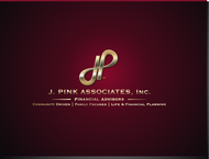 J. Pink Associates, Inc., Financial Advisors Logo - Entry #126
